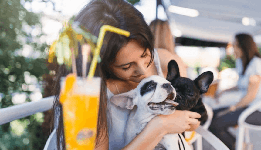 Restaurantes e bares Pet Friendly
