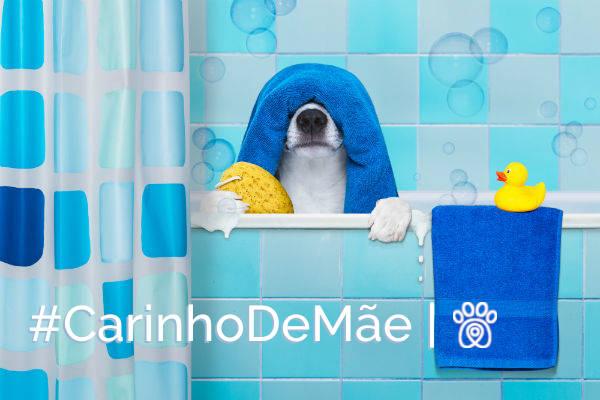 Mãe, posso tomar banho todos os dias?
