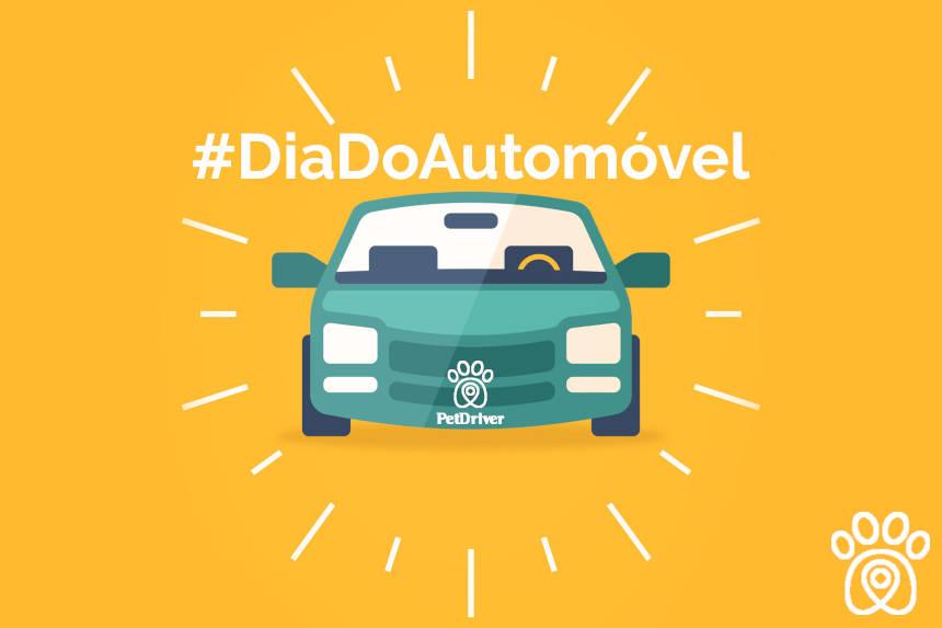 No dia do automóvel, deixe seu carro em casa e vá de PetDriver!