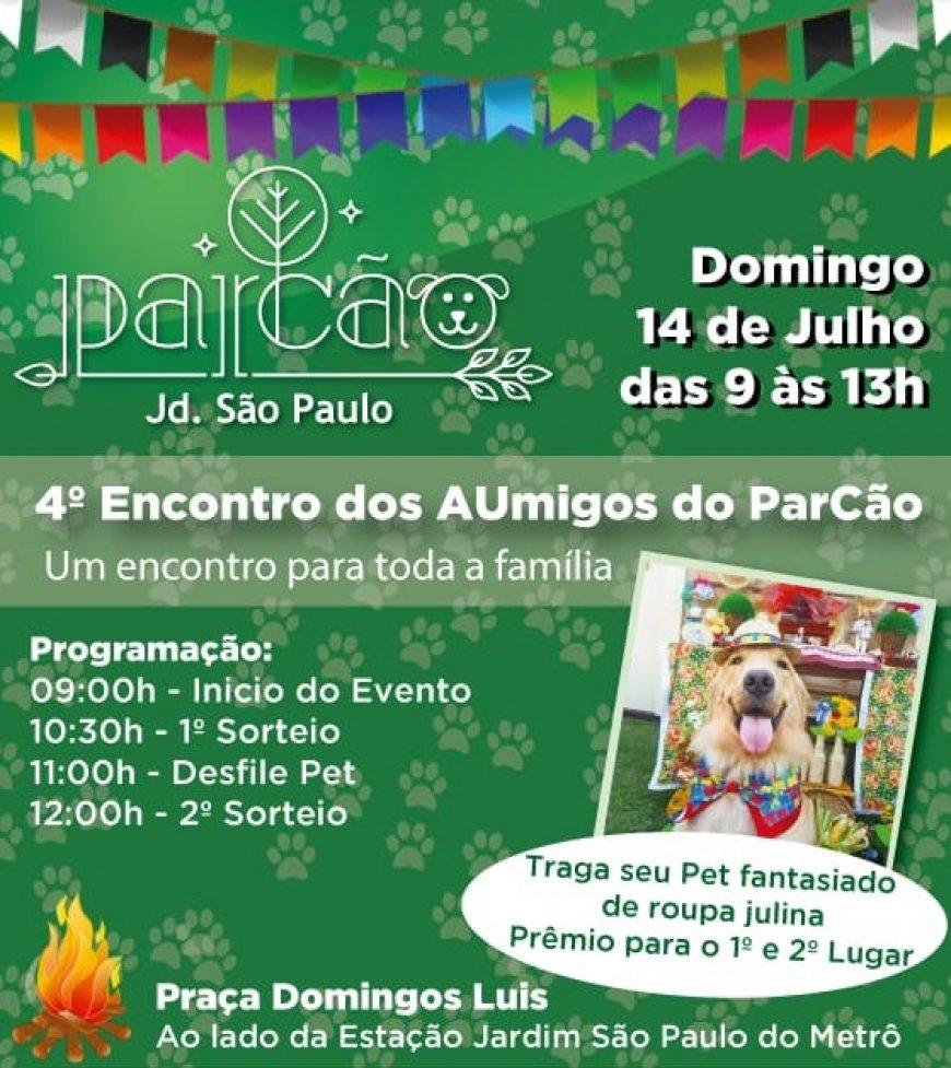 Inauguração Parcão Praça Domingos Luis – Jardim São Paulo!