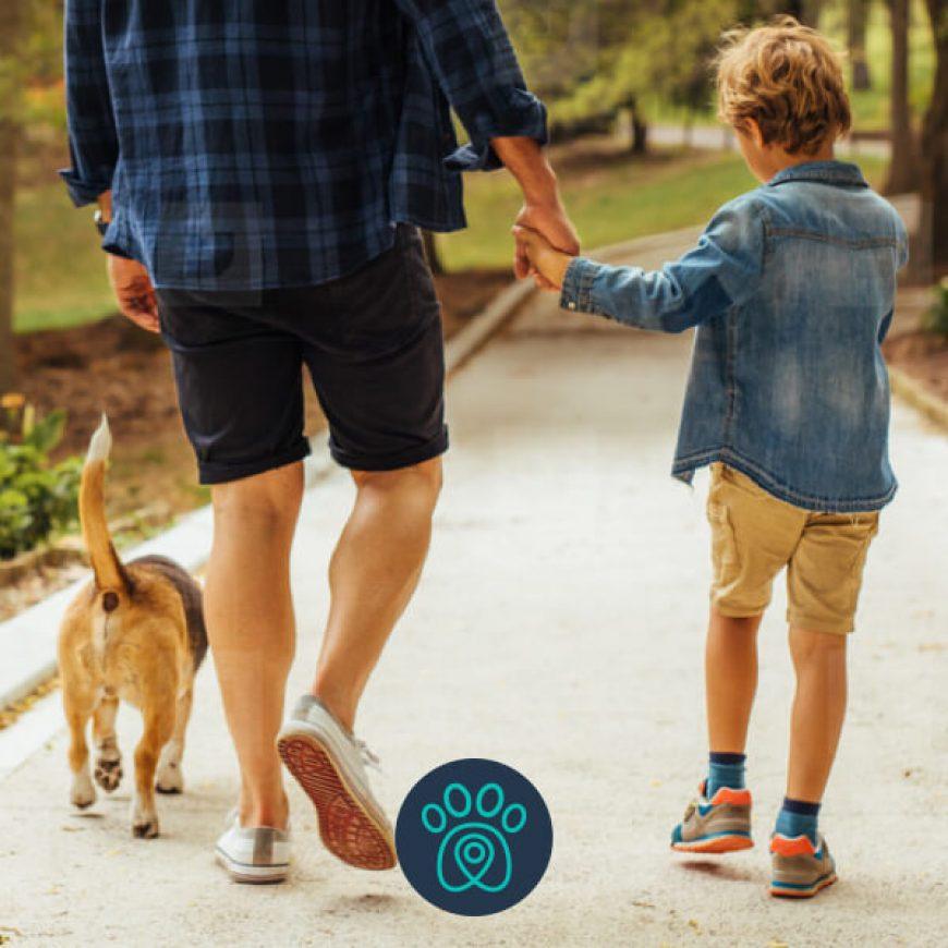 Agosto – mês do amor de pai!