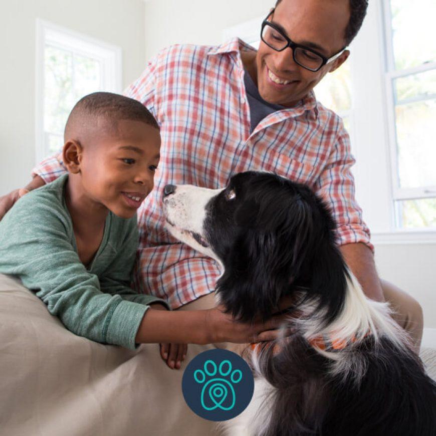 O pai tem enorme influência sobre seus filhotes.