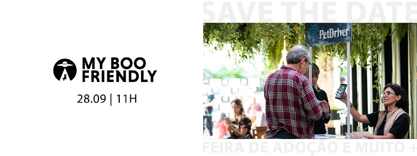 Festival My Boo friendly – evento pet friendly – Pinheiros SP