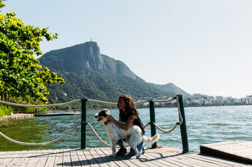 É feriado e a vida é lá fora! Confira locais petfriendly para curtir no Rio e em Sampa