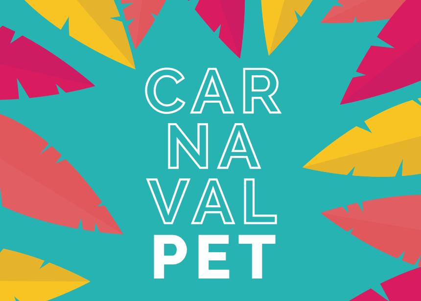Aproveite o mês do Carnaval com o desconto da Petdriver
