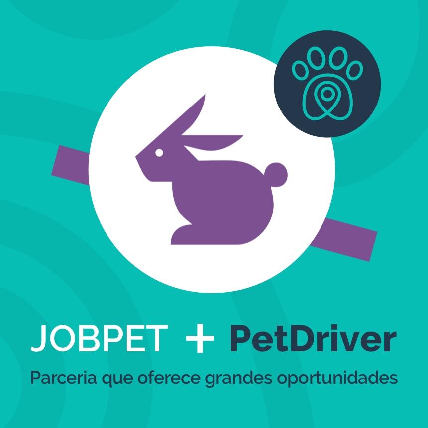 Parceria que oferece grandes oportunidades  – JobPet & PetDriver