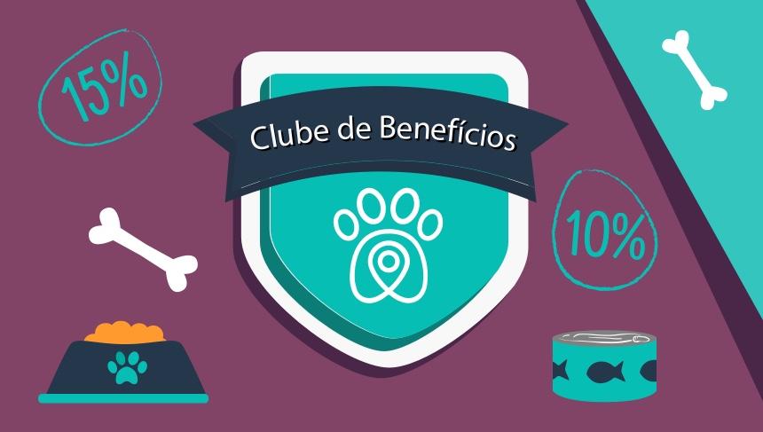 Clube de benefícios PetDriver traz descontos para seu pet e você