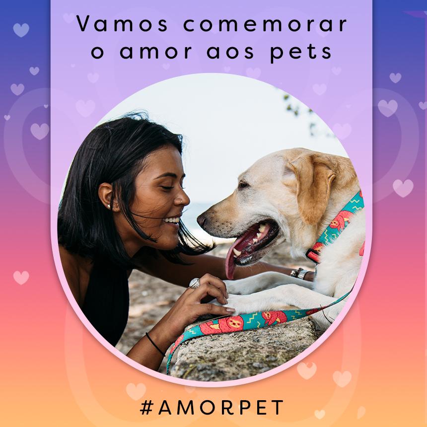 Junho – mês do amor pelos pets