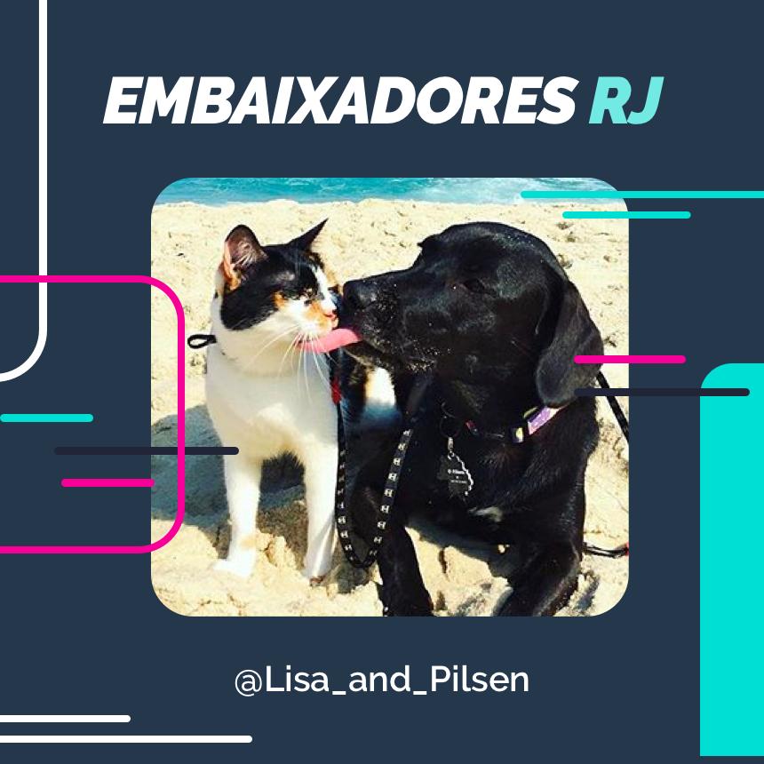 embaixador Lisa_and_Pilsen