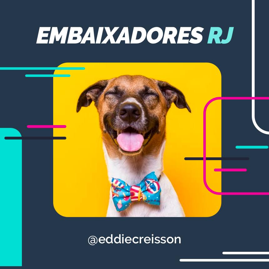 embaixador eddiecreisson