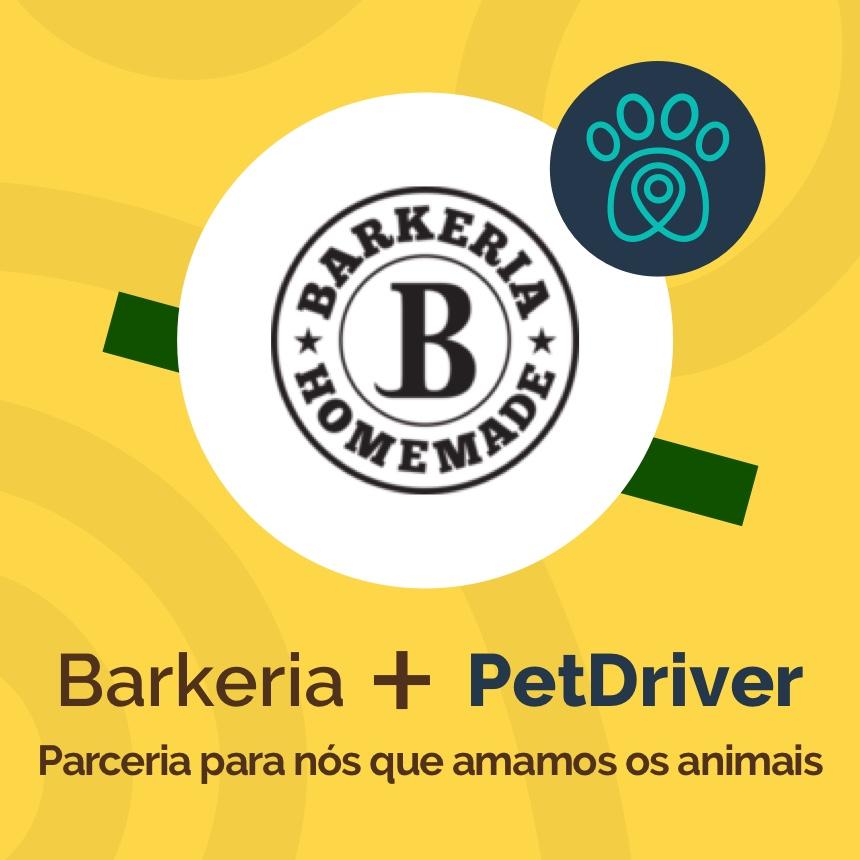 Barkeria e PetDriver formam parceria que vão produzir latidos de alegria