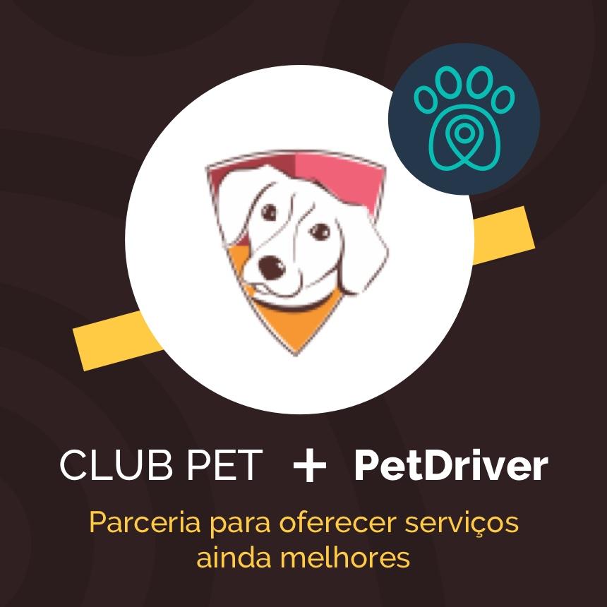 Club Pet e PetDriver formam parceria para oferecer conforto e bem-estar para cães e gatos