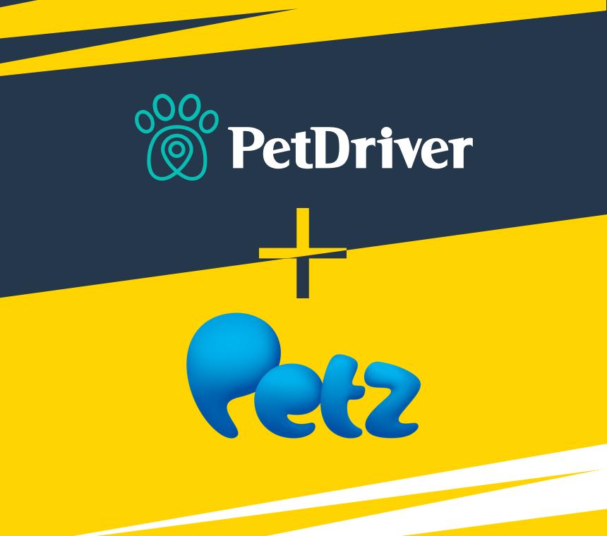 PetDriver leva vocês à Mega Store Petz com super desconto de 40%OFF