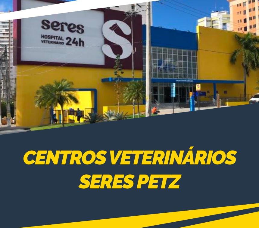 40% OFF para ir de PetDriver até o Centro Veterinário Seres, da Petz.