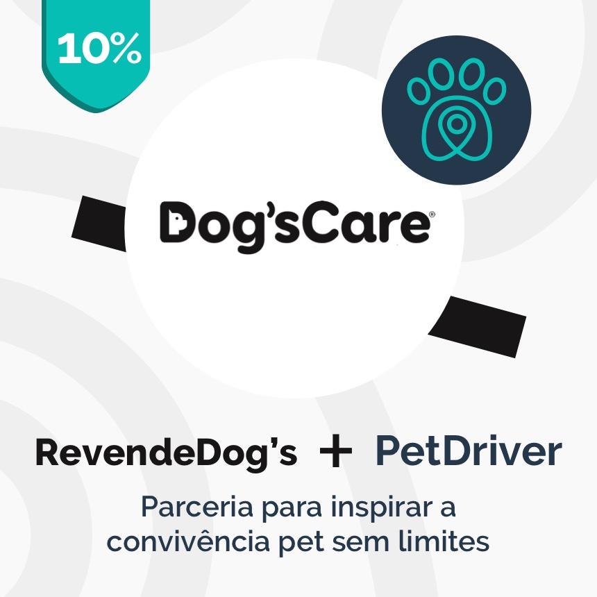RevendeDog's e PetDriver: parceria para inspirar a convivência pet sem limites