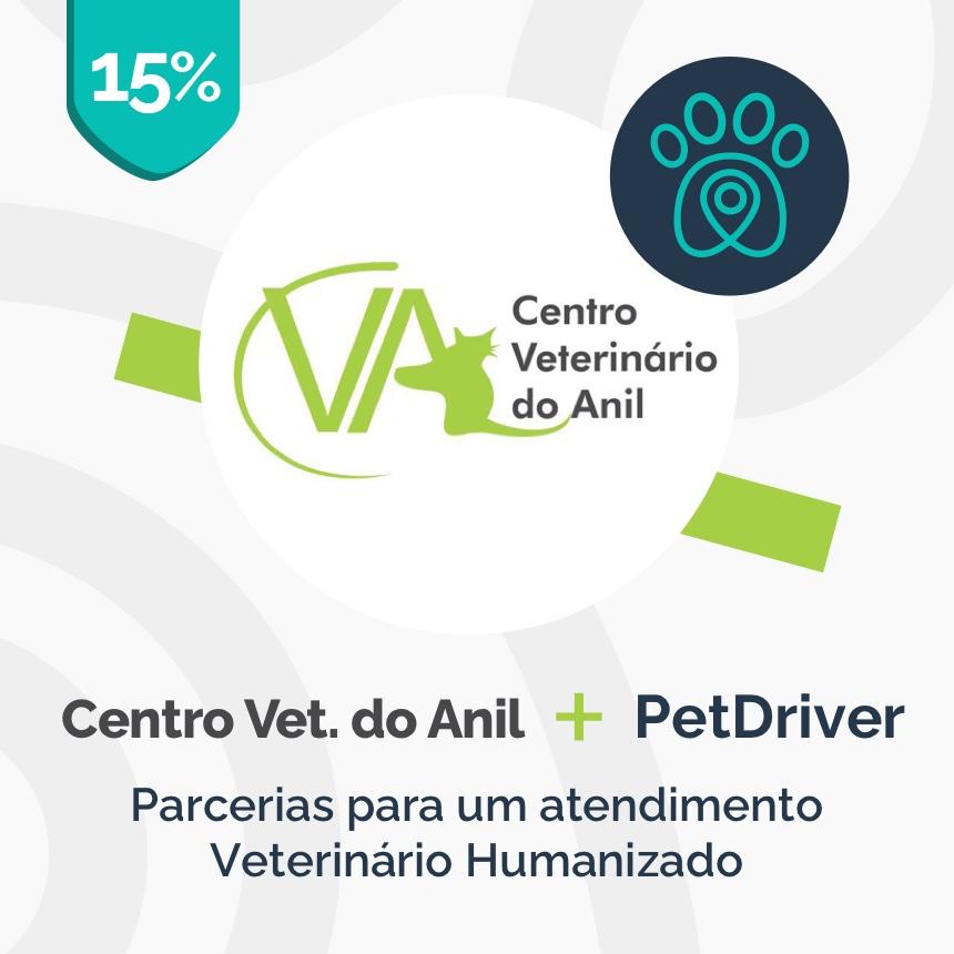 Centro Veterinário do Anil e PetDriver: parceria para um atendimento humanizado