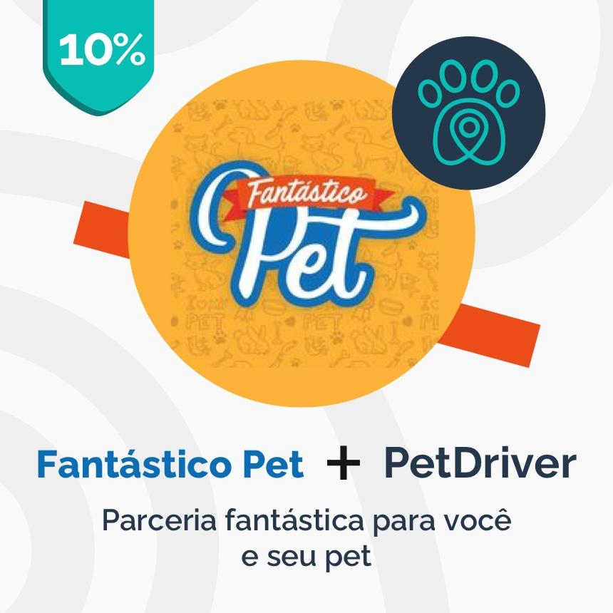 Fantástico Pet e PetDriver: parceria para cuidar do seu filho de 4 patas