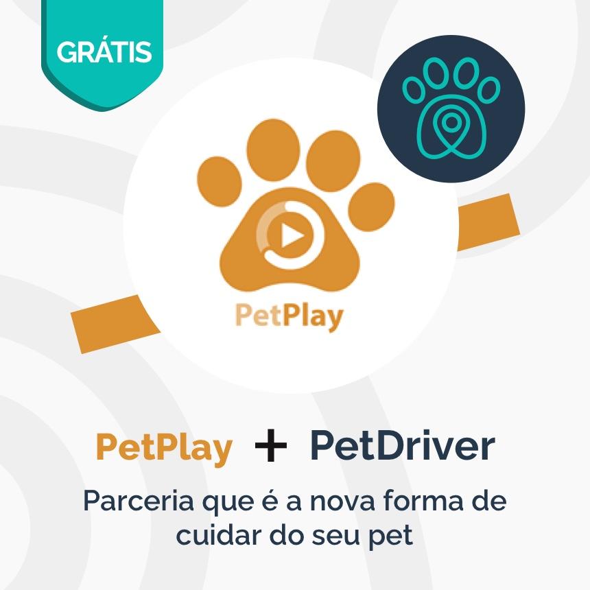 PetPlay e PetDriver: parceria para uma nova forma de cuidar do seu pet