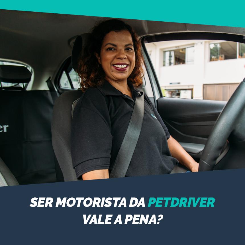 Vale a pena ser motorista da PetDriver e trabalhar com transporte de pets?