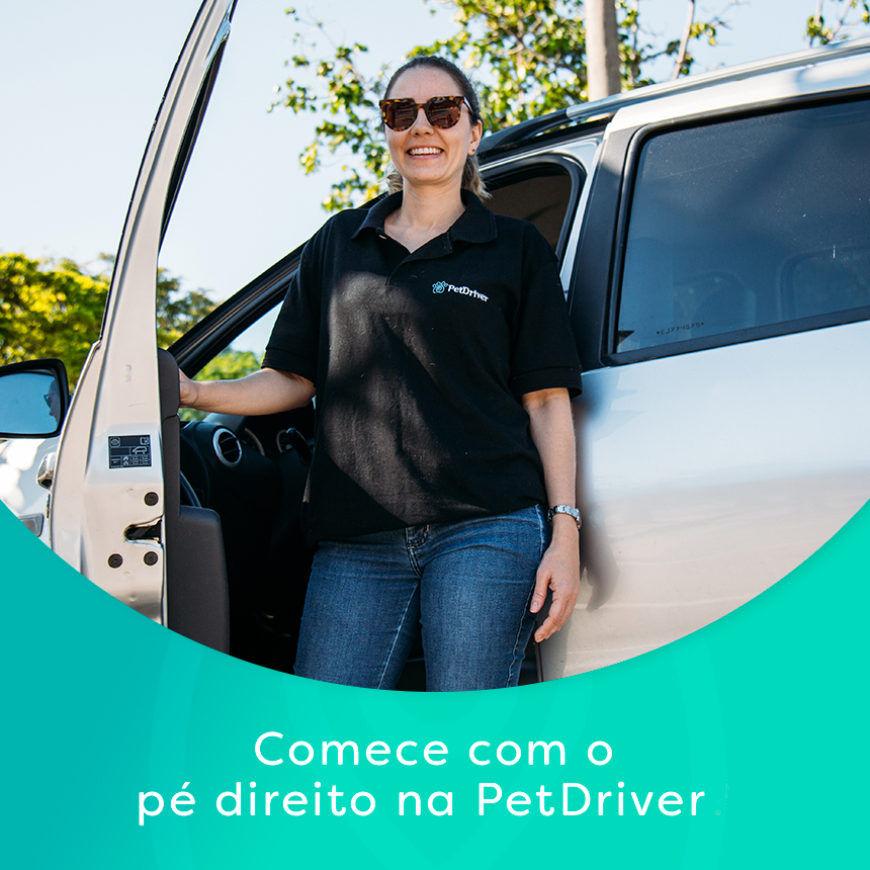 7 dicas valiosas para o seu primeiro dia de trabalho como motorista na PetDriver