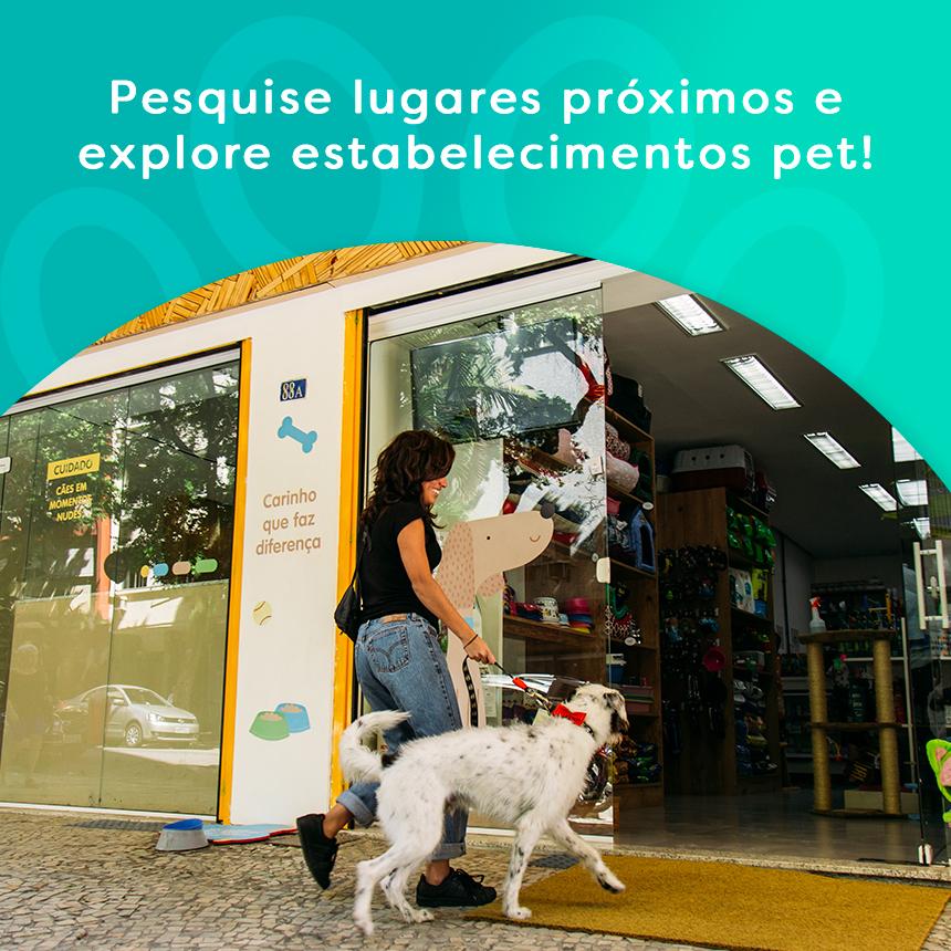 Market Place: serviços de cuidados pet através do app da PetDriver