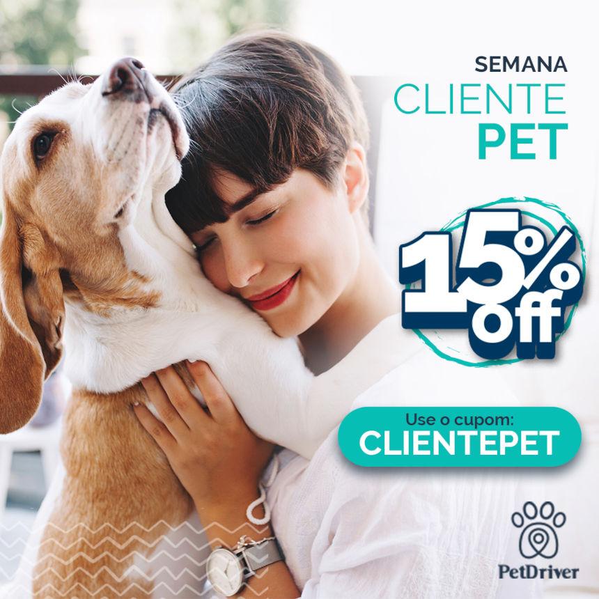 Uma vida com mais qualidade para o nosso maior cliente, o seu pet!